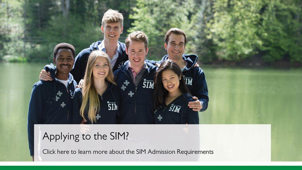 SIM Application