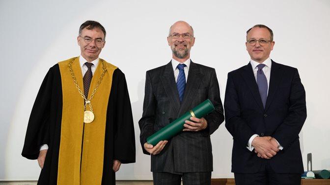 HSG Dies academicus 2019 - Prof. Dr. h.c. Andreas Kley